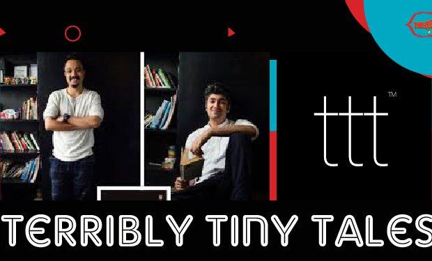 Terribly Tiny Tales, Anuj Gosalia,Storytelling,writer