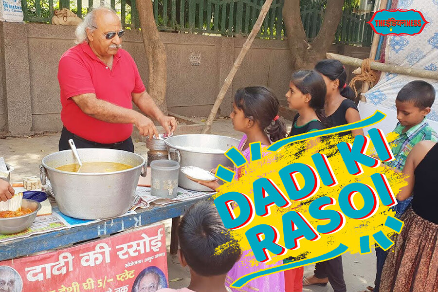 Dadi Ki Rasoi,the indianness,indian,noida,delhi,food for all