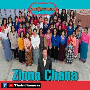 Ziona Chana,unique indians,indianness