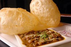 indianness,indian food,Chole Bhature