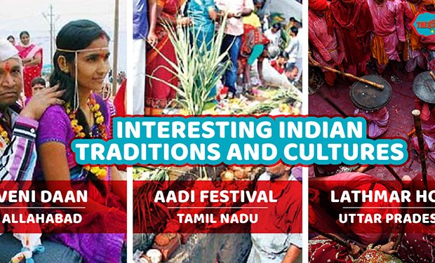 indianness,veni daan,aadi festival,lath maar holi,crazy culture