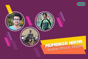Mumbiker Nikhil, The Indianness
