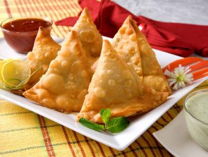 indianness,indian food,Samosa