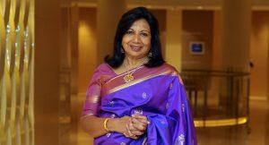 Kiran Mazumder Shaw,indianess