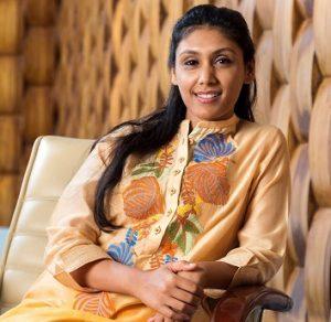 Roshni Nadar,indianness