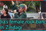 India's first female rock band,meri zindagi,indianness