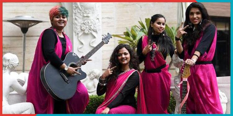 india's female rock band,meri zindagi,indianness