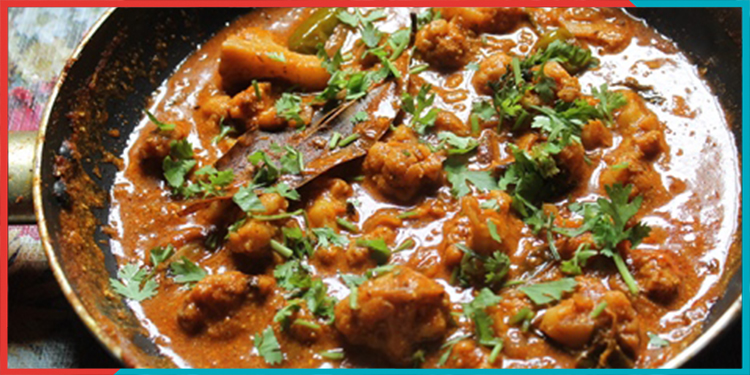 spicy cauliflowers,indianness