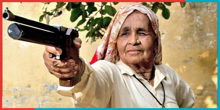 Chandro tomar,revolver dadi,indianness