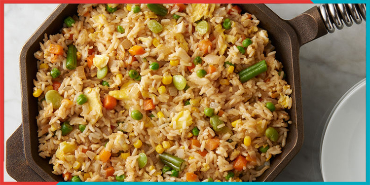 veggie fried rice recipe,indianness