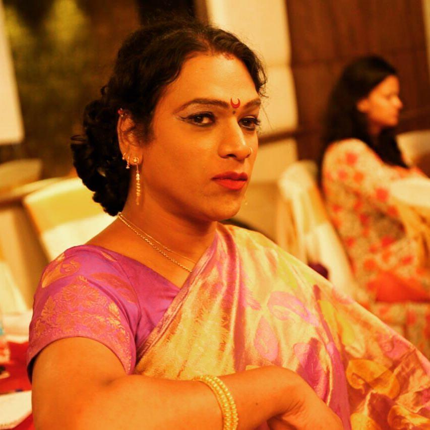 abhina aher,transgender activitist,transgender,indianness
