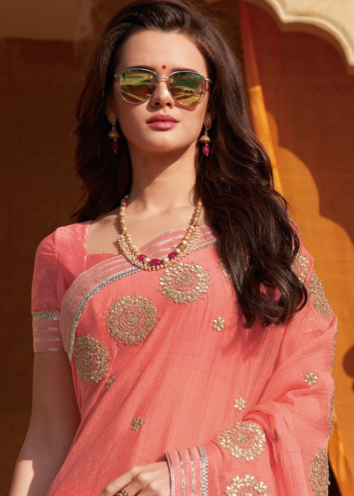 Sunglasses with Saree:,indianness
