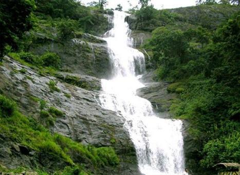Cheeyappara Falls,munnar