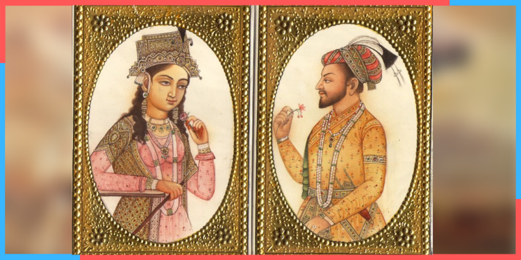 Nurjahan and Jahangir,indianness