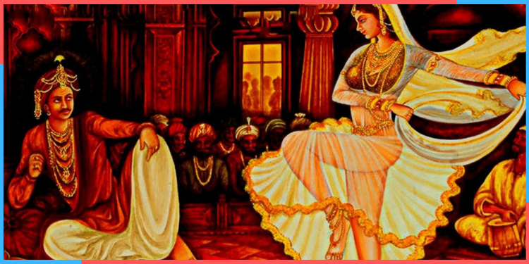 Amrapali and Bimbisara,indianness