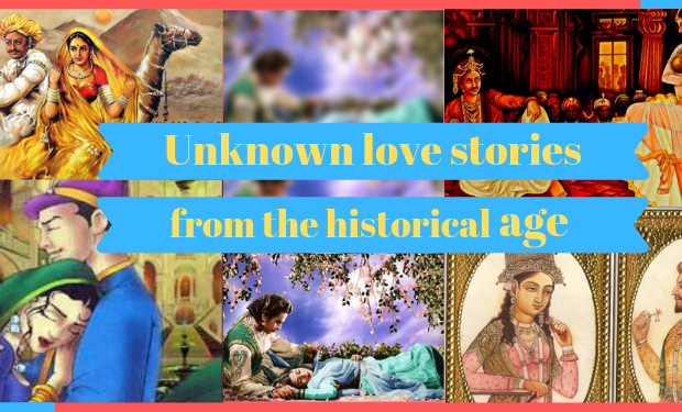 Unknown love stories of bygone era,indian rulers love story,india,indianness
