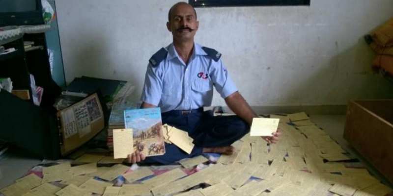 Jitendra Singh,letter man,indian army,indianness