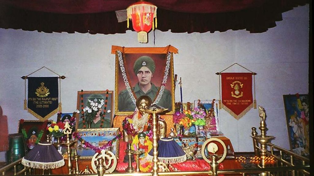 baba harbhajan singh,baba harbhajan singh temple,sikkim,dead soldier,indian army,indianness