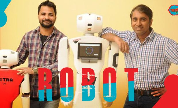 invento robotics,indianness,indian startup,robots,mitra,balaji vishwanathan,success story