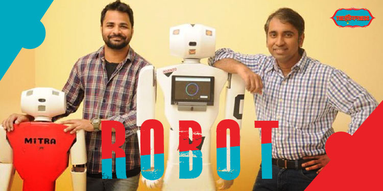 invento robotics,indianness,indian startup,robots,mitra,balaji vishwanathan,success story