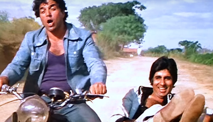sholay,INDIANNESS