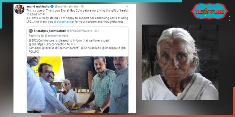 kamalathal,idli wali dadi,Granny who sells idli at Rs.1,india,indianness