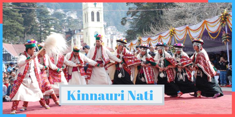 kinnauri nati,nati,india,dance form of india,indianness