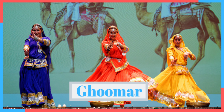 ghoomar,dance form of india,india,indianness