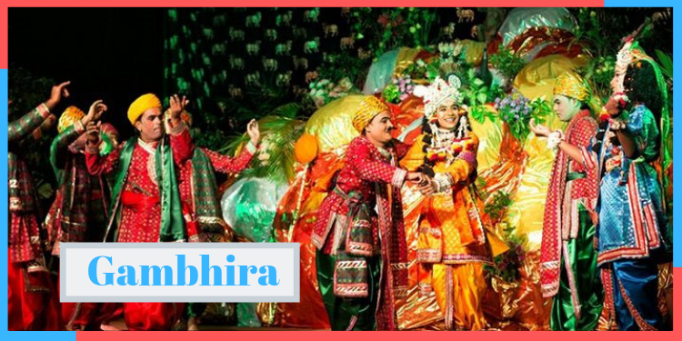 gambhira,dance form of india,india,indianness