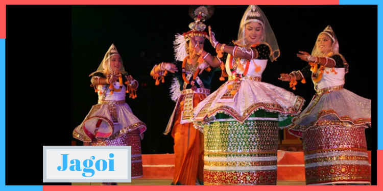 jagoi,dance form of india,india,indianness
