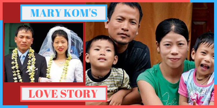 MARY KOM,MARY KOM AND ONKHOLER,MARY KOM'S LOVE STORY,INTERNATIONAL BOXING CHAMPION,INDIA,INDIANNESS