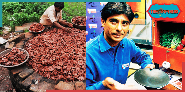 mansukhbhai r prajapati,mitticool,innovator,india,indianness