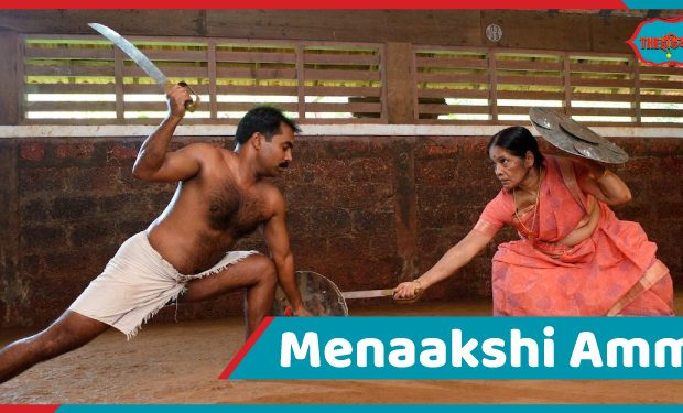 Kalaripayattu,meenakshi amma,india,indianness