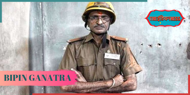 bipin ganatra,unofficial volunteer firefighter,india,indianness