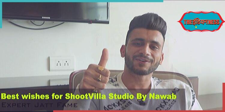 shoot villa,first 3D dark studio,india,indianness