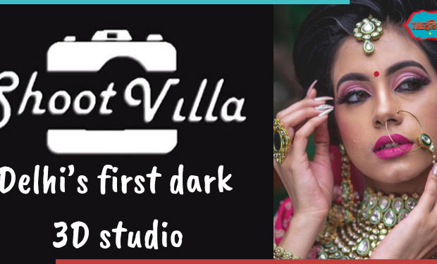 Delhi's first dark 3D studio,shoot villa,india,indianness