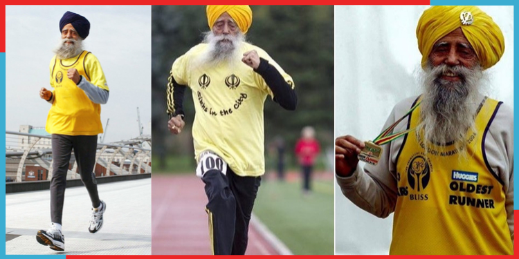 fauja singh,oldest marathon runner,indian athlete,india,indianness