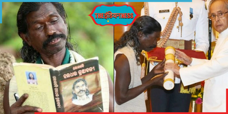 haldhar nag,adivasi poet,kosli language,india,indianness