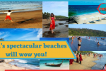 India's spectacular beaches,india tourism,lets ghumo,india,indianness
