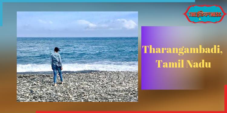 tharangbadi beach,tamil nadu tourism,india toursim,india