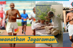 Vishwanathan Jayaraman,indian marathon runner,india,indianness
