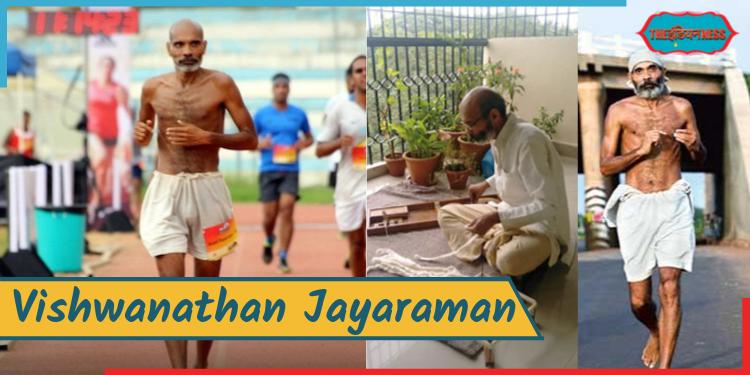 Vishwanathan Jayaraman,indian marathon runner,india,indianness