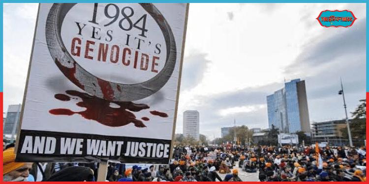 1984 Sikh Genocide