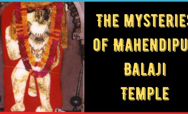Mehendipur Balaji Temple