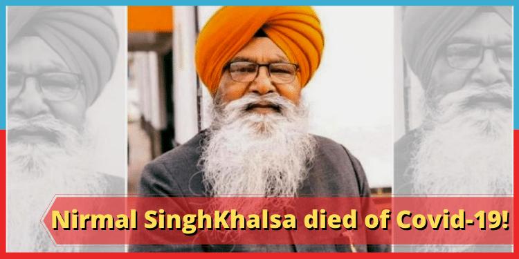 Bhai Nirmal Singh Khalsa