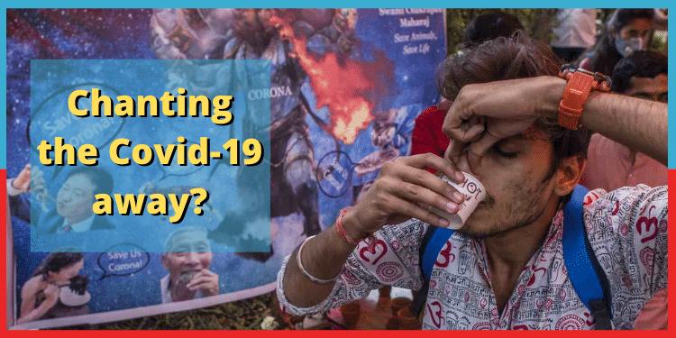covid-19,Hindu-Muslim debate