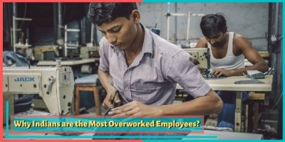overworked indian