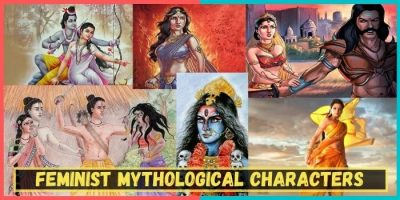 Feminist mythological characters
