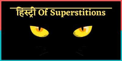 origin of superstitions