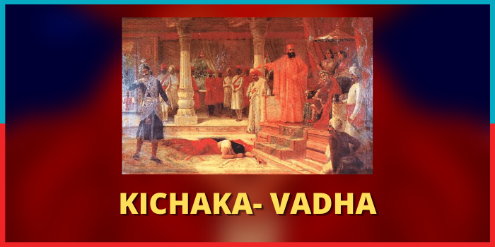 kichaka vadha